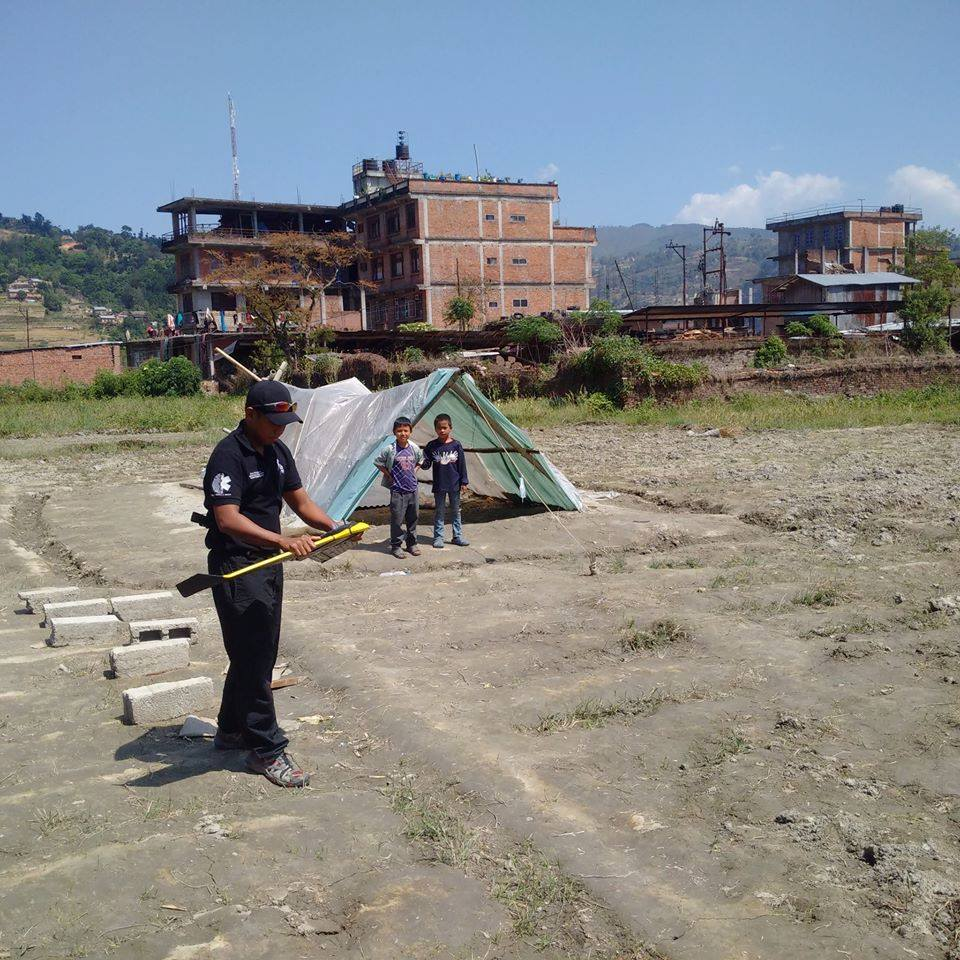 Earthquake Response: Nepal